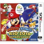 3DS Mario Sonic in Rio / Sportovní / Angličtina / od 12 let / Hra pro Nintendo 3DS (NI3S46250)