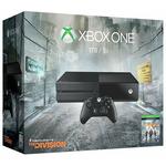 Microsoft XBOX ONE 1TB + Tom Clancy's The Division / Hra ke stahnutí / černý (KF7-00138)