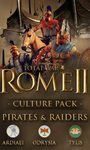 PC Total War: Rome II - Pirates and Raiders (DLC) / Elektronická licence / Strategie / Angličtina / od 16 let (778362)
