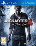 PS4 Uncharted 4: A Thief's End - Standard plus / Akční / CZ titulky / od 18 let / Hra pro PlayStation 4 (PS719847748)
