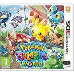 3DS Pokémon Rumble / Adventura / Angličtina / od 7 let / Hra pro Nintendo 3DS (NI3S59415)