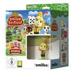 WiiU Animal Crossing:amiibo Festival + amiibo Isabel +3card / Společenská / Angličtina/od 3 let / Hra pro Nintendo Wii U (NIUS02320)