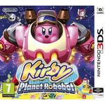 3DS Kirby: Planet Robobot / Plošinovka / Angličtina / od 7 let / Hra pro Nintendo 3DS (NI3S42200)