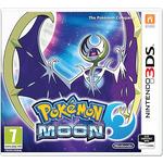 3DS Pokémon Moon / RPG / Angličtina / od 7 let / Hra pro Nintendo 3DS (NI3S59405)
