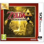 3DS The Legend of Zelda: A Link Between Worlds Select / Adventura/ Angličtina / od 7 let / Hra pro Nintendo 3DS (NI3S7143)