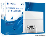 SONY PlayStation 4 - 2TB White CUH-1216 / bílý (PS4White-2TB)