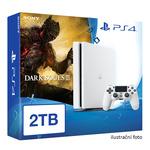SONY PlayStation 4 - 2TB White CUH-2016 + Dark Souls III (PS4W.2TB.DS3)