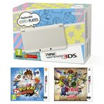 New Nintendo 3DS White + YO-KAI WATCH + Hyrule Warrior / bílá (NI3H97025)