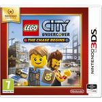 3DS LEGO City Undercover: The Chase Begins Select / Akční / Angličtina / od 7 let / Hra pro Nintendo 3DS (NI3S4300)