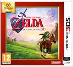 3DS The Legend of Zelda: Ocarina of Time Select / Adventura / Angličtina / od 12 let / Hra pro Nintendo 3DS (NI3S71400)