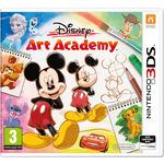 3DS Disney Art Academy / Malování / Angličtina / od 3 let / Hra pro Nintendo 3DS (NI3S133)