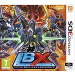 3DS Little Battlers Experience / Akční / Angličtina / od 7 let / Hra pro Nintendo 3DS (NI3S43500)