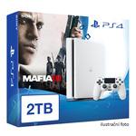 SONY PlayStation 4 - 2TB White CUH-2016 + Mafia III (PS4W.2TB.MafiaIII)