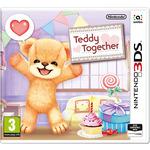 3DS Teddy Together / Dětské / Angličtina / od 3 let / Hra pro Nintendo 3DS (NI3S70100)