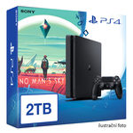 SONY PlayStation 4 - 2TB slim Black CUH-2016 + No Man's Sky (PS4.2TB.NMS)