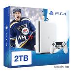 SONY PlayStation 4 - 2TB White CUH-2016 + NHL 2017 (PS4W.2TB.NHL17)