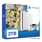 SONY PlayStation 4 - 2TB White CUH-2016 + FIFA 2017 (PS4W.2TB.FIFA17)