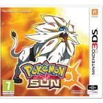3DS Pokémon Sun Steelbook Edition / RPG / Angličtina / od 7 let / Hra pro Nintendo 3DS (NI3S59413)