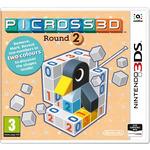 3DS Picross 3D Round 2 / Dětská / Angličtina / Hra na Nintendo 3DS (NI3S577)