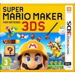 3DS Super Mario Maker for Nintendo 3DS / Angličtina / Hra na Nintendo 3DS (NI3S689)