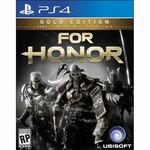 PS4 For Honor Gold Edition / Akční / CZ titulky / od 18 let / Hra pro Playstation 4 (3307215972168)