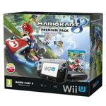 Wii U Premium Pack Black + Mario Kart 8 (NIUH080110)