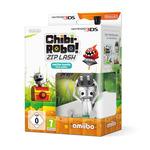 3DS Chibi Robo: Zip Lash + Chibi Robo amiibo / Plošinovka / Angličtina / od 7 let / Hra pro Nintendo 3DS (NI3S32051)