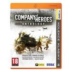PC Company of Heroes Anthology / Strategie / CZ tiutlky / od 18 let / Hra pro počítač (8595071033757)