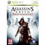 X360 Assassins Creed Brotherhood / Akční / Angličtina / od 18 let / Hra pro Xbox 360 (3307215673362)