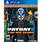 PS4 Payday 2 The Big Score / Akční / Angličtina / od 18 let / Hra pro Playstation 4 (8023171038049)