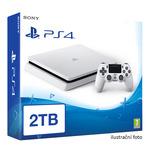 SONY PlayStation 4 - 2TB White CUH-2016 / bílý (PS4White-2016-2TB)
