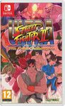 Ultra Street Fighter 2 The Final Challenger (SWITCH)