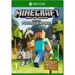 XONE Minecraft: Favorites Pack / Elektronická licence / Adventura / Angličtina / od 7 let / Hra pro Xbox One (7CN-00023)