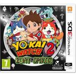 3DS YO-KAI WATCH 2: Bony Spirits / RPG / Angličtina / od 7 let / Hra pro Nintendo 3DS (NI3S91510)
