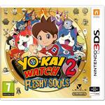 3DS YO-KAI WATCH 2: Fleshy Souls / RPG / Angličtina / od 7 let / Hra pro Nintendo 3DS (NI3S91520)