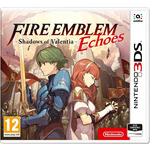 3DS Fire Emblem Echoes: Shadows of Valentia / RPG / Angličtina / od 12 let / Hra pro Nintendo 3DS (NI3S19030)