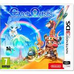 3DS Ever Oasis / RPG / Angličtina / od 7 let / Hra pro Nintendo 3DS (NI3S174)