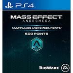 PS4 500 Mass Effect: Andromeda Points / Elektronická licence / RPG / Angličtina / od 16 let / Herní měna (SCEE-XX-S0030037)
