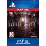 PS3 Resident Evil 0 / Elektronická licence / Akční / Angličtina / od 18 let / Hra na Playstation 4 (SCEE-XX-S0023184)