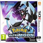 3DS Pokémon Ultra Moon / RPG / Angličtina / od 7 let / Hra pro Nintendo 3DS (NI3S59505)