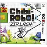 3DS Chibi Robo: Zip Lash / Plošinovka / Angličtina / od 7 let / Hra pro Nintendo 3DS (NI3S32050)