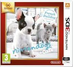 3DS Nintendogs + Cats - French Bull new Friends Select / Simulátor / Angličtina / od 3 let / Hra pro Nintendo 3DS (NI3S504)