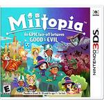 3DS Miitopia / Simulátor / Angličtina / od 7 let / Hra pro Nintendo 3DS (NI3S470)
