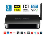 EVOLVEO Android Box H8 - Octa Core multimediální centrum (ABOX-H8-HDR)