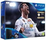 SONY PlayStation 4 - 1TB slim Black CUH-2116B + FIFA 18 + PS Plus 14 dní (PS719913269)