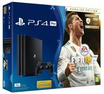 SONY PlayStation 4 Pro - 1TB CUH-7016B + FIFA 18 Ronaldo Edition + PS Plus 14 dní (PS719917267)
