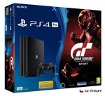 SONY PlayStation 4 Pro - 1TB CUH-7116B + Gran Turismo Sport + PS Plus 14 dní (PS719905967)