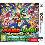 3DS Mario Luigi: Superstar Saga+Bowser's Minions / Adventura / Angličtina / od 3 let / Hra pro Nintendo 3DS (NI3S46160)