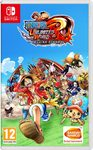 Switch One Piece Unlimited World Red / Adventura / Angličtina / od 12 let / Hra pro Nintendo Switch (NSS520)