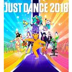 Switch Just Dance 2018 / Taneční / Angličtina / od 3 let / Hra pro Nintendo Switch (NSS355)
